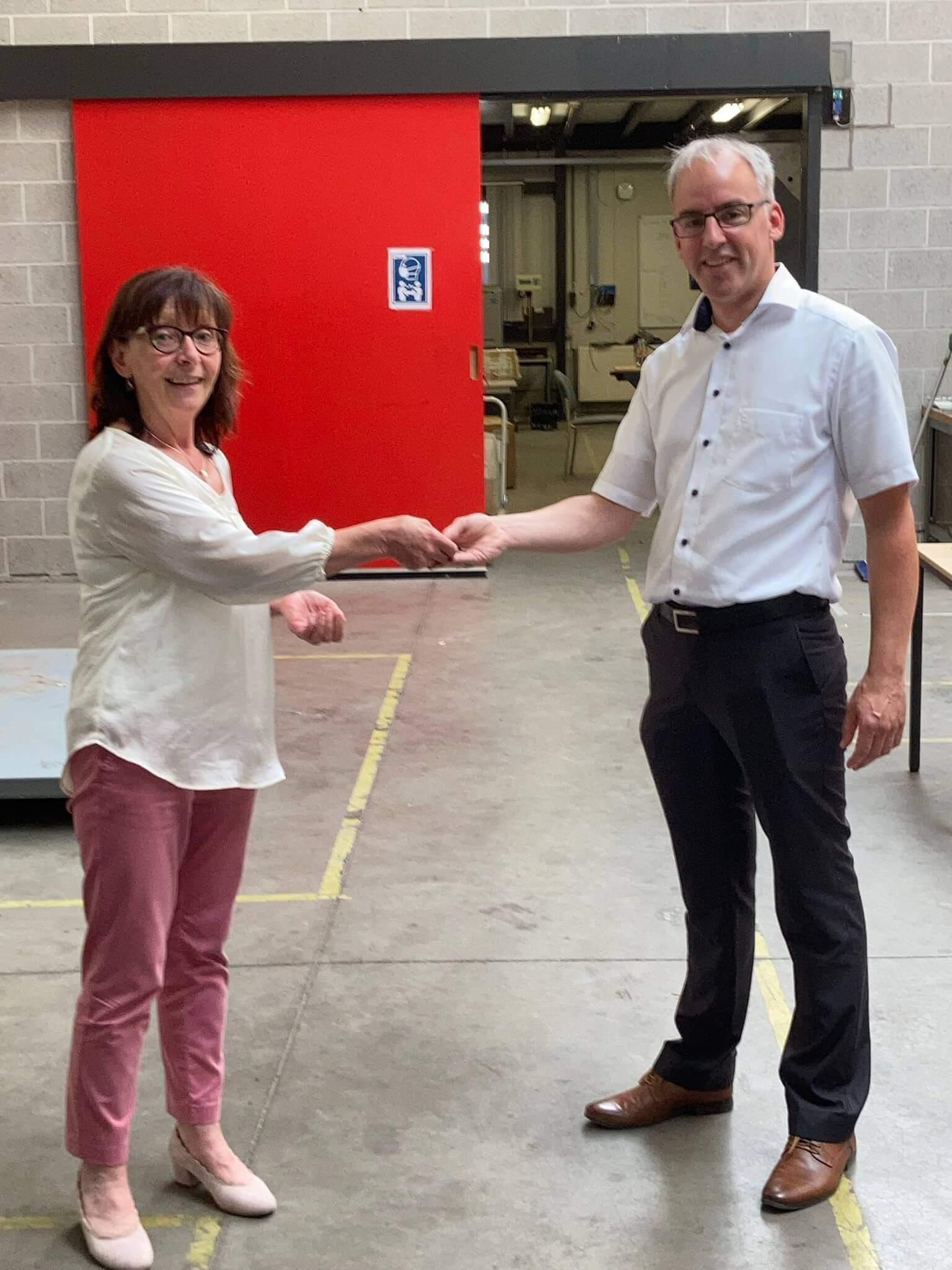 nieuwe managing director precia molen belgium